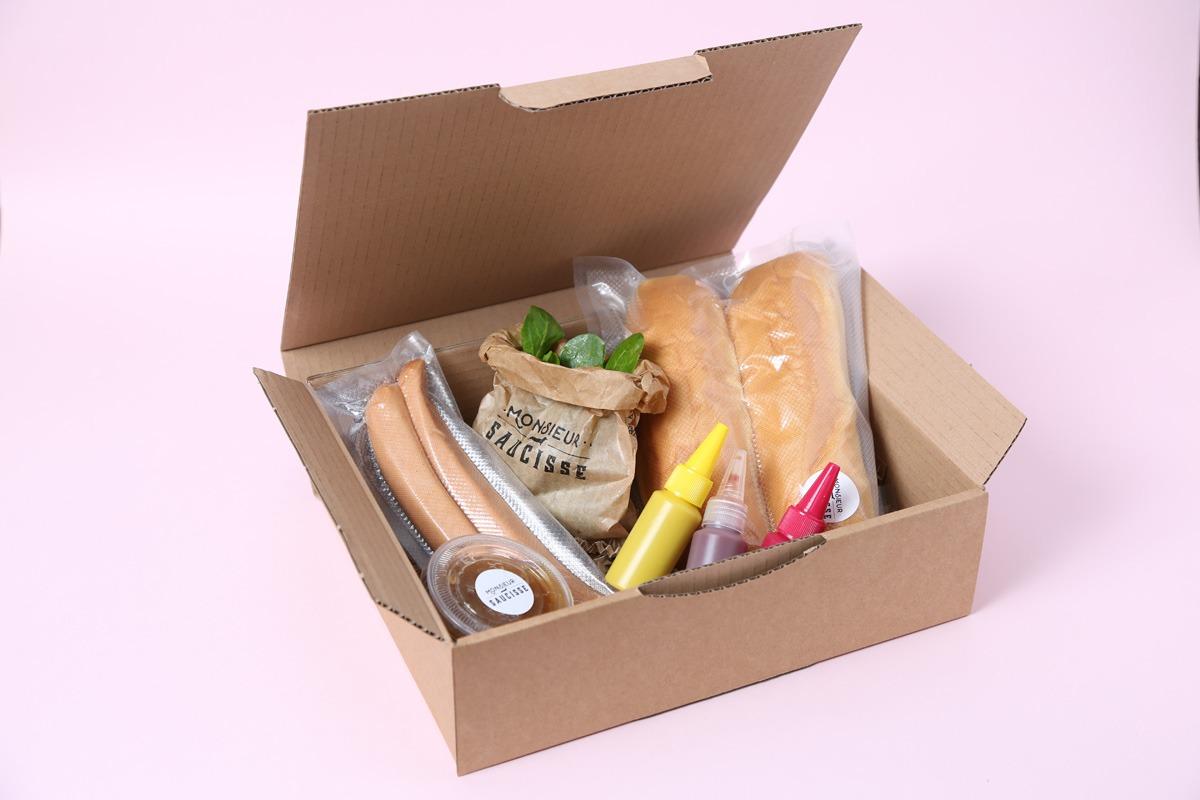 kit hot dog pour marque employeur