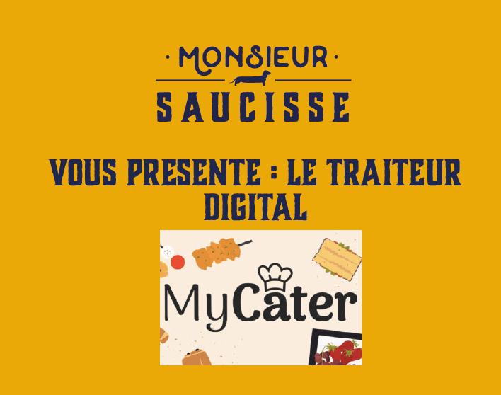 Interview de MyCater : Traiteur digital et responsable